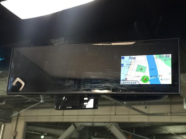【ミラー一体型GPSレーダー】