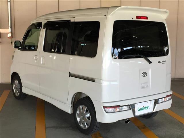 「ダイハツ」「アトレーワゴン」「コンパクトカー」「福岡県」の中古車2