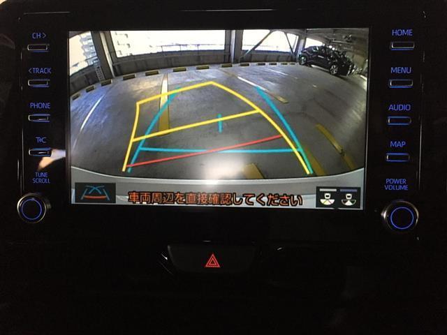 ハイブリッドZ 登録済未使用車 8型ディスプレイオーディオ(3枚目)