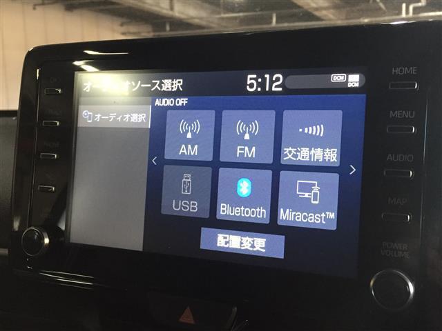 ハイブリッドZ 登録済未使用車 8型ディスプレイオーディオ(5枚目)