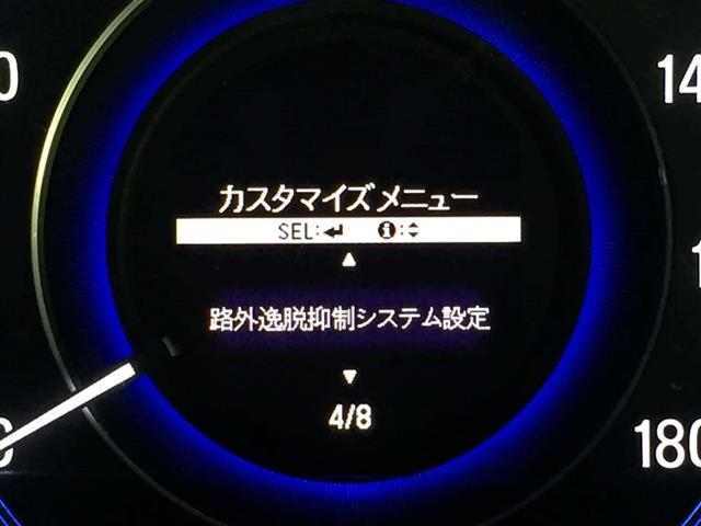 アブソルート・EXホンダセンジング 無限エアロ 純正8型ナビ(8枚目)