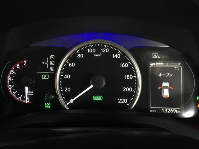 200h Fスポーツ Xライン 純正ナビ フルセグ ETC(12枚目)