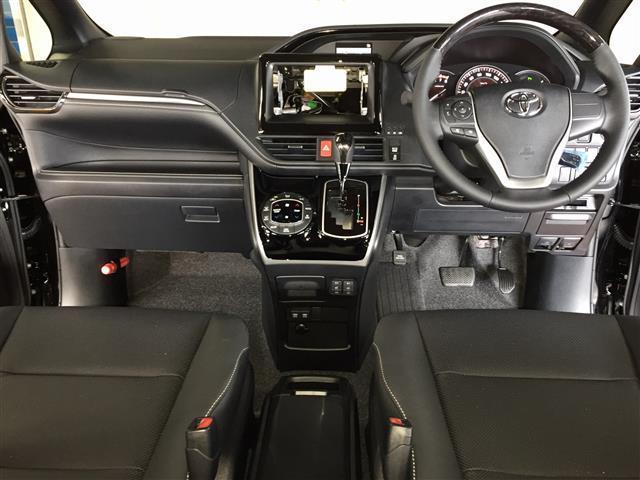 Gi 登録済み未使用車 トヨタセーフティセンス クリアランスソナー パーキングサポートブレーキ レーンディパーチャーアラート レザーシート シートヒーター 両側電動スライドドア LEDヘッドライト(2枚目)
