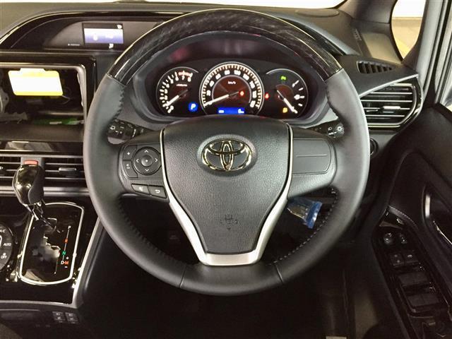 Gi 登録済み未使用車 トヨタセーフティセンス クリアランスソナー パーキングサポートブレーキ レーンディパーチャーアラート レザーシート シートヒーター 両側電動スライドドア LEDヘッドライト(8枚目)