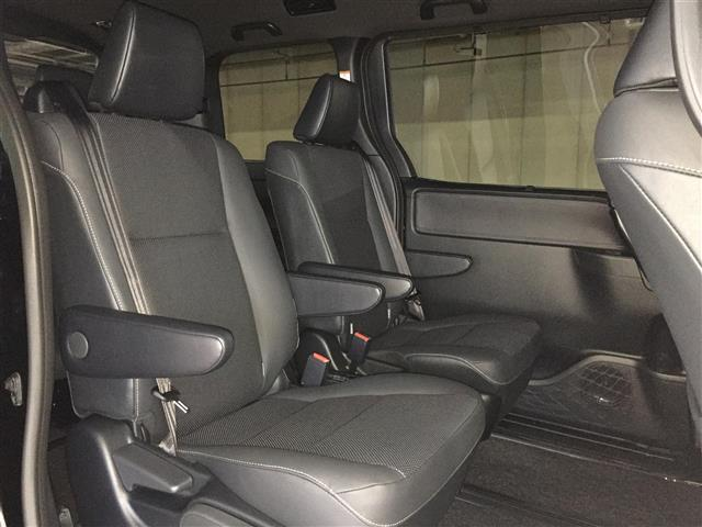 Gi 登録済み未使用車 トヨタセーフティセンス クリアランスソナー パーキングサポートブレーキ レーンディパーチャーアラート レザーシート シートヒーター 両側電動スライドドア LEDヘッドライト(15枚目)