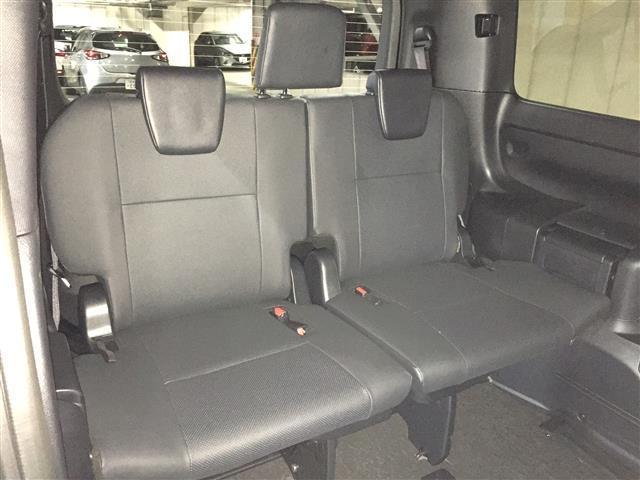 Gi 登録済み未使用車 トヨタセーフティセンス クリアランスソナー パーキングサポートブレーキ レーンディパーチャーアラート レザーシート シートヒーター 両側電動スライドドア LEDヘッドライト(16枚目)