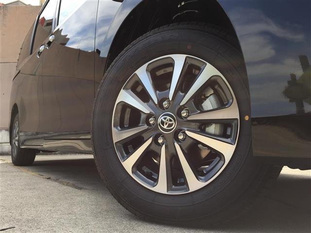 Gi 登録済み未使用車 トヨタセーフティセンス クリアランスソナー パーキングサポートブレーキ レーンディパーチャーアラート レザーシート シートヒーター 両側電動スライドドア LEDヘッドライト(18枚目)