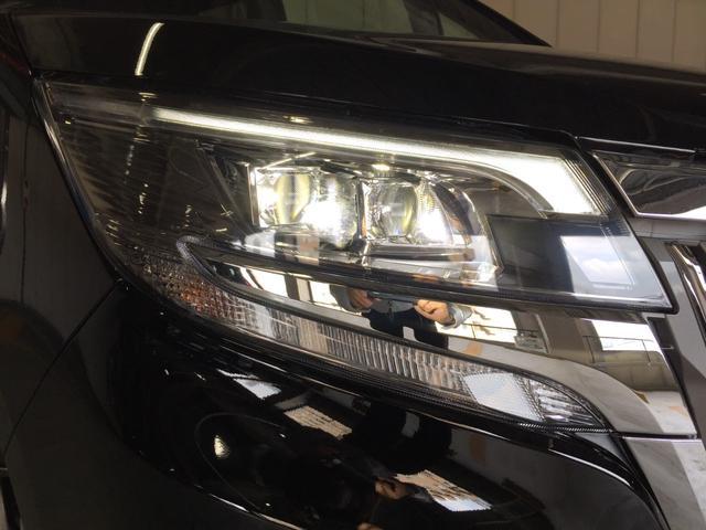 Gi 登録済み未使用車 トヨタセーフティセンス クリアランスソナー パーキングサポートブレーキ レーンディパーチャーアラート レザーシート シートヒーター 両側電動スライドドア LEDヘッドライト(22枚目)