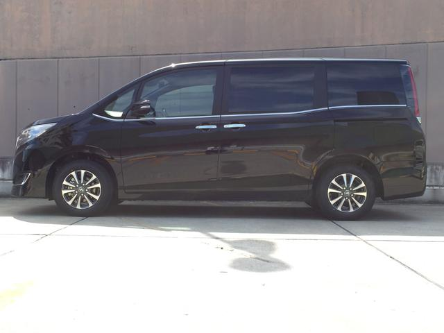 Gi 登録済み未使用車 トヨタセーフティセンス クリアランスソナー パーキングサポートブレーキ レーンディパーチャーアラート レザーシート シートヒーター 両側電動スライドドア LEDヘッドライト(30枚目)