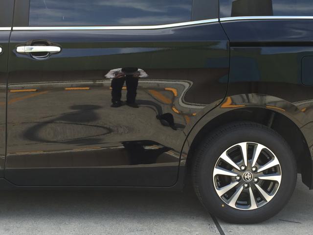 Gi 登録済み未使用車 トヨタセーフティセンス クリアランスソナー パーキングサポートブレーキ レーンディパーチャーアラート レザーシート シートヒーター 両側電動スライドドア LEDヘッドライト(37枚目)
