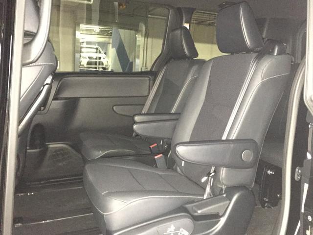 Gi 登録済み未使用車 トヨタセーフティセンス クリアランスソナー パーキングサポートブレーキ レーンディパーチャーアラート レザーシート シートヒーター 両側電動スライドドア LEDヘッドライト(64枚目)