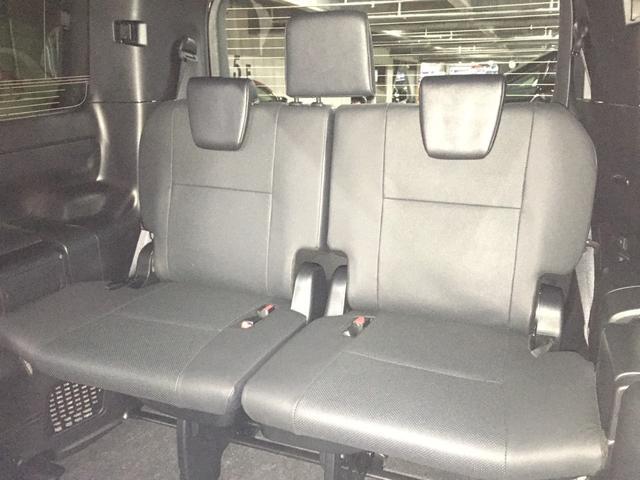 Gi 登録済み未使用車 トヨタセーフティセンス クリアランスソナー パーキングサポートブレーキ レーンディパーチャーアラート レザーシート シートヒーター 両側電動スライドドア LEDヘッドライト(66枚目)