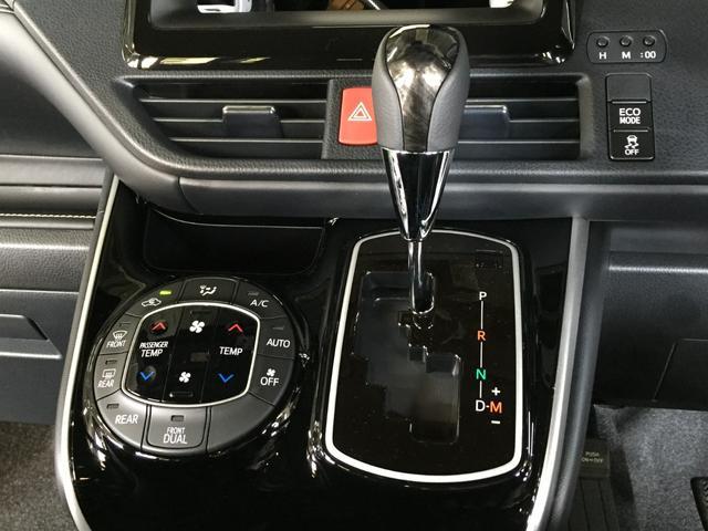 Gi 登録済み未使用車 トヨタセーフティセンス クリアランスソナー パーキングサポートブレーキ レーンディパーチャーアラート レザーシート シートヒーター 両側電動スライドドア LEDヘッドライト(69枚目)