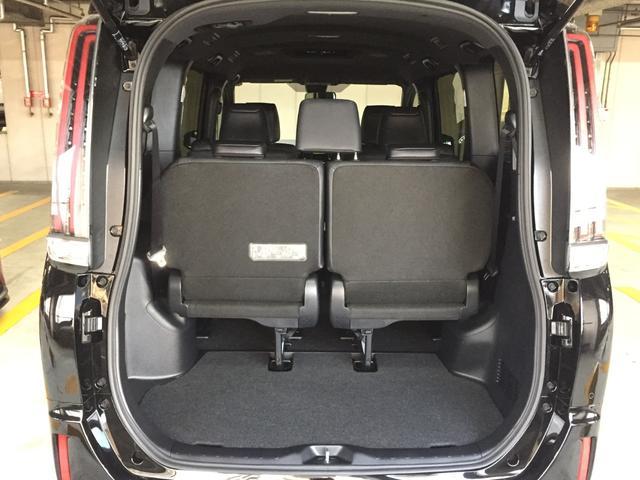 Gi 登録済み未使用車 トヨタセーフティセンス クリアランスソナー パーキングサポートブレーキ レーンディパーチャーアラート レザーシート シートヒーター 両側電動スライドドア LEDヘッドライト(78枚目)