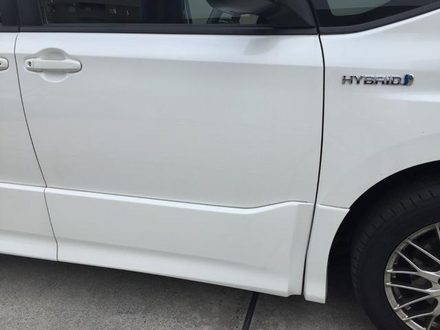 「トヨタ」「ヴォクシー」「ミニバン・ワンボックス」「奈良県」の中古車49