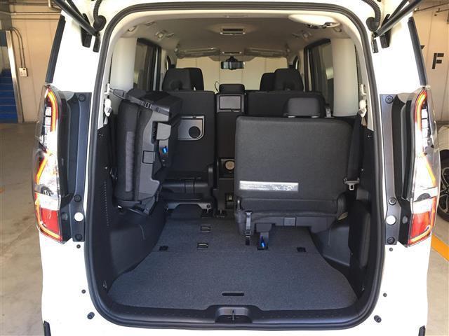 ハイウェイスターV 登録済未使用車 プロパイロット アラウンドビューモニター インテリジェントルームミラー  衝突軽減ブレーキ 車線逸脱警報 ふらつき警報 両側電動スライドドア LEDヘッドライト(17枚目)