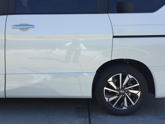 ハイウェイスターV 登録済未使用車 プロパイロット アラウンドビューモニター インテリジェントルームミラー  衝突軽減ブレーキ 車線逸脱警報 ふらつき警報 両側電動スライドドア LEDヘッドライト(37枚目)