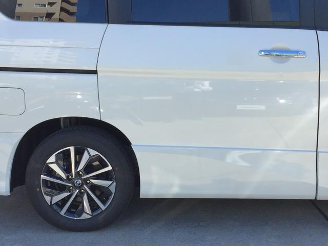ハイウェイスターV 登録済未使用車 プロパイロット アラウンドビューモニター インテリジェントルームミラー  衝突軽減ブレーキ 車線逸脱警報 ふらつき警報 両側電動スライドドア LEDヘッドライト(49枚目)
