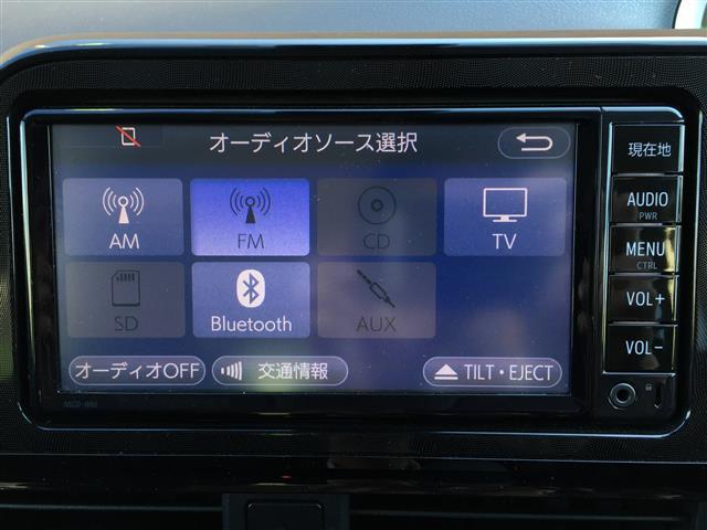 【純正ナビ】CD/SD/Bluetooth/AUX