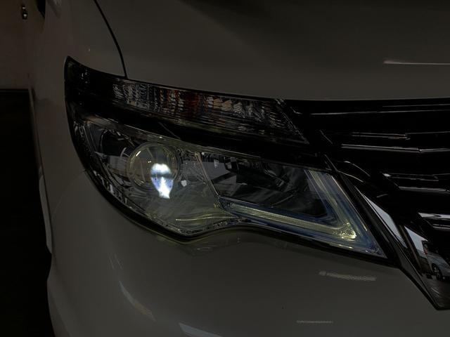 ハイウェイスター Vセレ+セーフティII SHV 純正8型ナビ アラウンドビューモニター フロント&バックソナー エマージェンシーブレーキ 両側パワースライドドア 車線逸脱警報 踏み間違い防止アシスト ふらつき警報 ETC ドライブレコーダー LED(24枚目)