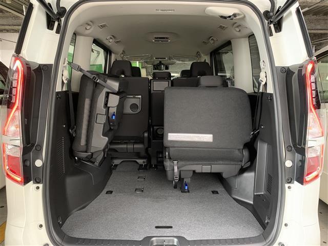 ハイウェイスターV 登録済み未使用車 セーフティパックA アラウンドビューモニター プロパイロット LEDリヤコンビネーションランプ 両側電動スライドドア エマージェンシーブレーキ インテリジェントFCW 後側方車両検知(17枚目)