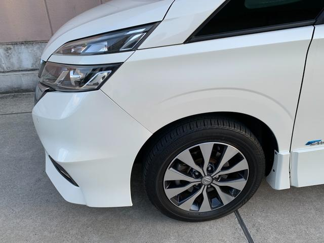 ハイウェイスターV 登録済み未使用車 セーフティパックA アラウンドビューモニター プロパイロット LEDリヤコンビネーションランプ 両側電動スライドドア エマージェンシーブレーキ インテリジェントFCW 後側方車両検知(40枚目)
