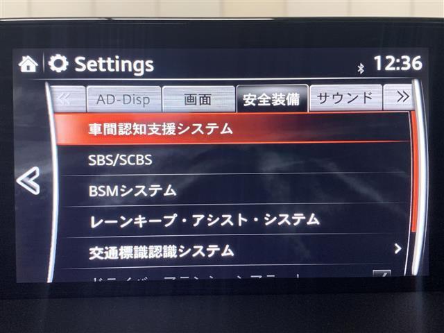 XD プロアクティブ BOSEサウンドシステム DVD再生 地デジTV 衝突軽減ブレーキ レーンキープアシストパーキングセンサー マツダコネクトナビ レーダークルーズコントロール LEDヘッドライト 純正19インチAW(6枚目)