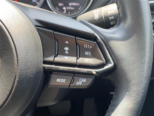 XD プロアクティブ BOSEサウンドシステム DVD再生 地デジTV 衝突軽減ブレーキ レーンキープアシストパーキングセンサー マツダコネクトナビ レーダークルーズコントロール LEDヘッドライト 純正19インチAW(9枚目)