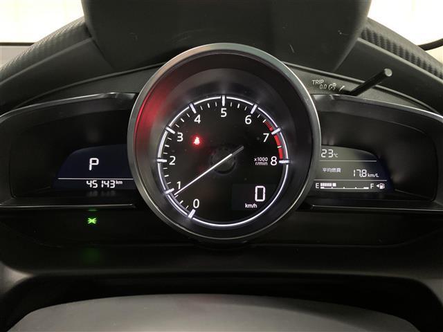 13Sツーリング スマートシティーブレーキサポート BSMシステム 車線逸脱警報システムマツダコネクトナビ CD/DVD再生可能 フルセグTV 運転席&助手席シートヒーター ヘッドアップディスプレイ LED フォグ(10枚目)