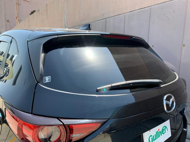 XD Lパッケージ BOSEサウンドシステム レーダークルーズコントロール 車間認知視線 衝突軽減ブレーキ BSM レーンキープアシスト パーキングセンサー マツダコネクトナビ シートヒーター LEDヘッドライト(35枚目)