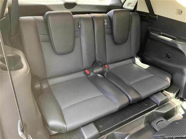 【3列目】SUVならではの居住性を活かした乗り心地!