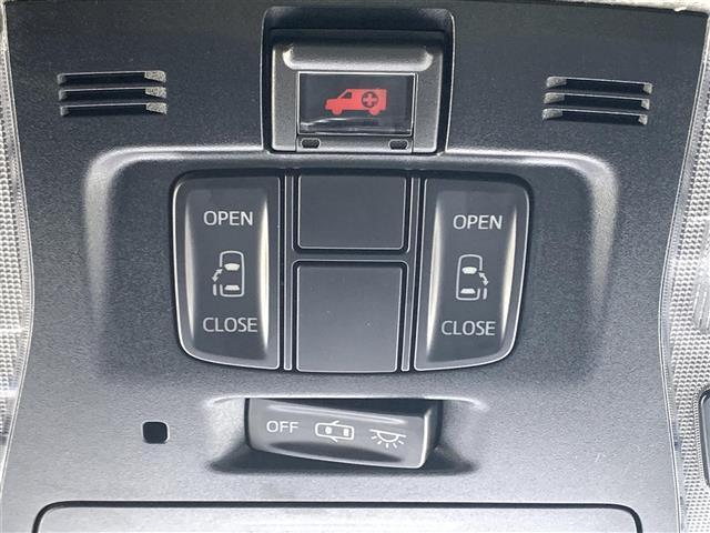 2.5Z モデリスタエアロ 衝突軽減ブレーキ 両側電動スライドドア 純正10インチナビ LEDヘッドライト クリアランスソナー フルセグTV AC100V レーダークルーズコントロール 電動パーキングブレーキ(8枚目)