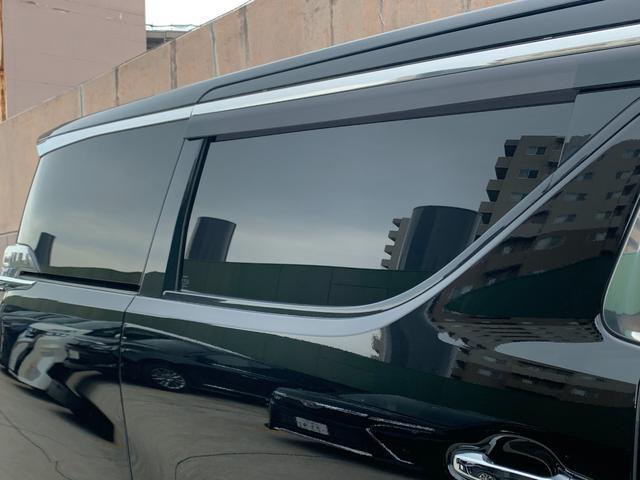 2.5Z モデリスタエアロ 衝突軽減ブレーキ 両側電動スライドドア 純正10インチナビ LEDヘッドライト クリアランスソナー フルセグTV AC100V レーダークルーズコントロール 電動パーキングブレーキ(36枚目)
