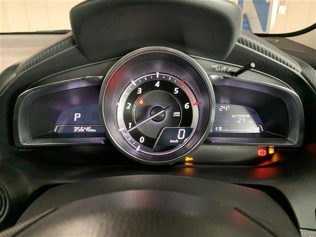XDツーリング スマートシティブレーキサポート マツダコネクトナビ ヘッドアップディスプレイ 革巻きステアリング オートクルーズコントロール ステアリングスイッチ LEDヘッドライト アイドリングストップ(14枚目)
