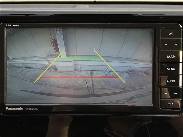 X セーフティセンス パナソニック製メモリーナビ バックカメラ 純正オプション18インチアルミホイール 追従機能付きレーダークルーズコントロール ルーフレール LEDライト イエローフォグ ETC2.0(3枚目)