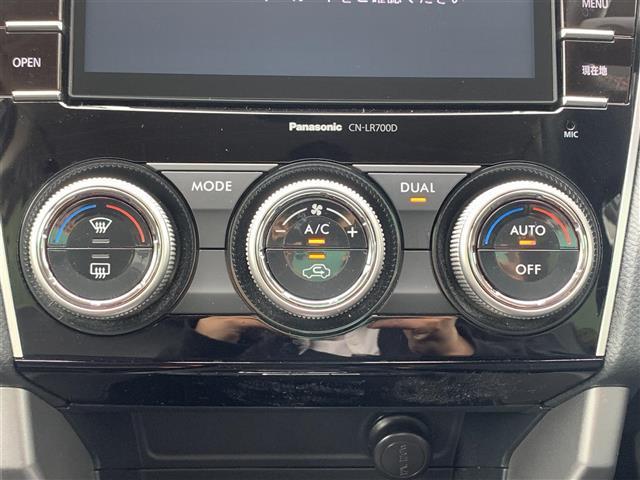 X-ブレイク アイサイトVer.2 純正ナビ パワーシート シートヒーター レーンキープアシスト ヘッドライトウォッシャー 革巻きステアリング パドルシフト ルーフレール オートライト クルーズコントロール ETC(12枚目)