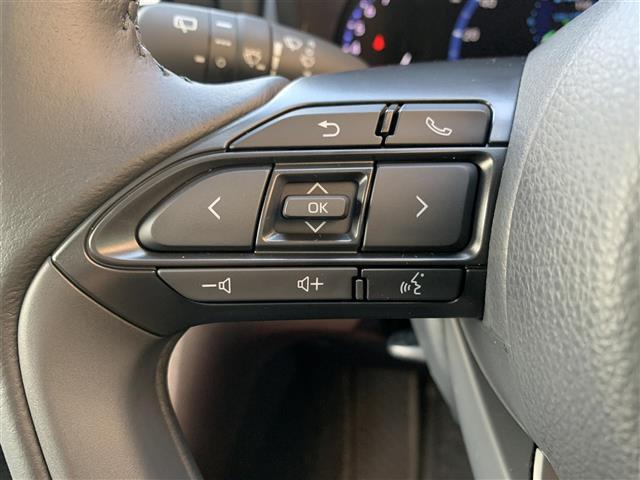 Z 登録済み未使用車 8型ディスプレイオーディオ バックカメラ ブラインドスポットモニター リヤクロストラフィックオートブレーキ 衝突軽減ブレーキ レーントレーシングアシスト シートヒーター パワーシート(10枚目)