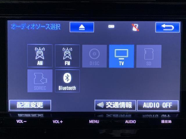 【純正9型ナビ(NSZT-Y66T)】CD/DVD/Bluetooth/フルセグTV/音楽録音機能