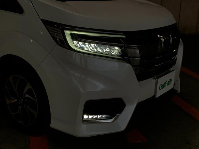 スパーダ ホンダセンシング 衝突軽減ブレーキ 路外逸脱抑制システム レーンキープアシストシステム 標識認識機能 社外ナビ バックカメラ 両側パワースライドドア ビルトインETC フルセグTV視聴可能 Bluetooth対応(21枚目)