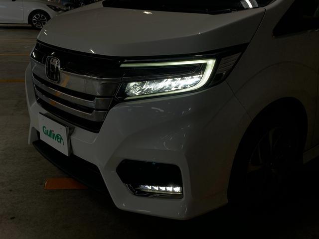 スパーダ ホンダセンシング 衝突軽減ブレーキ 路外逸脱抑制システム レーンキープアシストシステム 標識認識機能 社外ナビ バックカメラ 両側パワースライドドア ビルトインETC フルセグTV視聴可能 Bluetooth対応(22枚目)