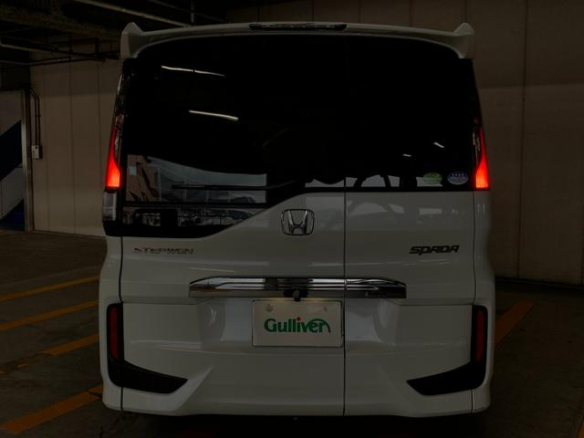 スパーダ ホンダセンシング 衝突軽減ブレーキ 路外逸脱抑制システム レーンキープアシストシステム 標識認識機能 社外ナビ バックカメラ 両側パワースライドドア ビルトインETC フルセグTV視聴可能 Bluetooth対応(29枚目)