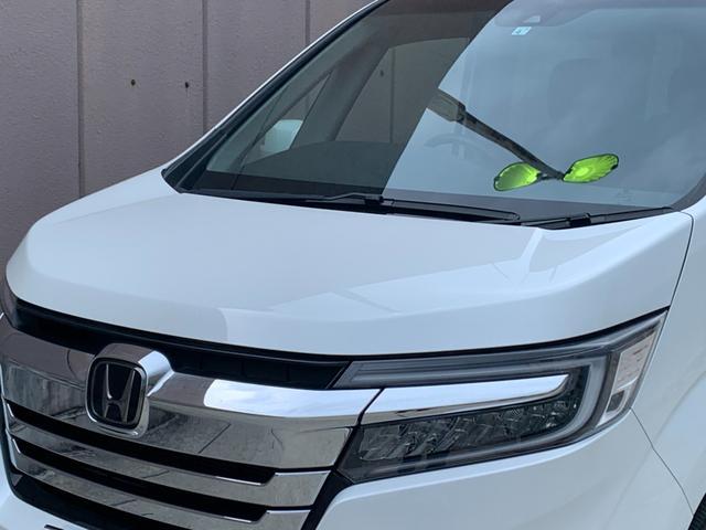 スパーダ ホンダセンシング 衝突軽減ブレーキ 路外逸脱抑制システム レーンキープアシストシステム 標識認識機能 社外ナビ バックカメラ 両側パワースライドドア ビルトインETC フルセグTV視聴可能 Bluetooth対応(36枚目)