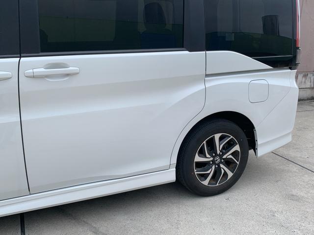 スパーダ ホンダセンシング 衝突軽減ブレーキ 路外逸脱抑制システム レーンキープアシストシステム 標識認識機能 社外ナビ バックカメラ 両側パワースライドドア ビルトインETC フルセグTV視聴可能 Bluetooth対応(42枚目)
