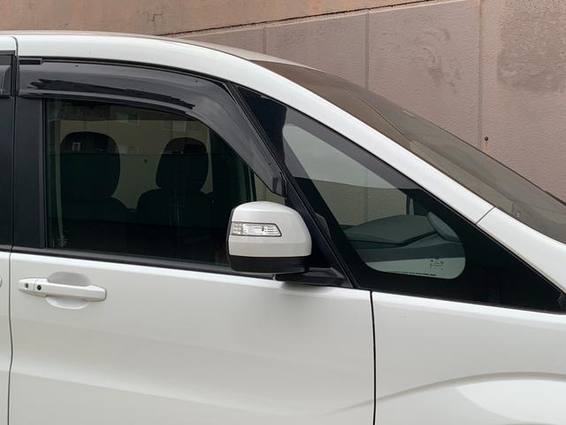 スパーダ ホンダセンシング 衝突軽減ブレーキ 路外逸脱抑制システム レーンキープアシストシステム 標識認識機能 社外ナビ バックカメラ 両側パワースライドドア ビルトインETC フルセグTV視聴可能 Bluetooth対応(52枚目)