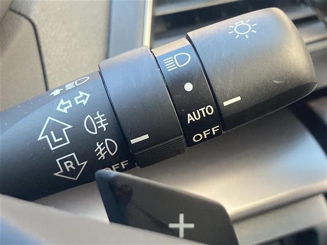 【オートライト・パドルシフト】