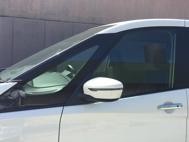 X VセレクションII エマージェンシーブレーキ 車線逸脱警報 両側パワースライドドア 社外ナビ バックカメラ CD再生可能 Bluetooth対応 ビルトインETC スマートキー プッシュスタート スペアキー有(38枚目)