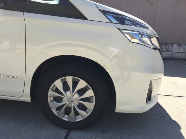 X VセレクションII エマージェンシーブレーキ 車線逸脱警報 両側パワースライドドア 社外ナビ バックカメラ CD再生可能 Bluetooth対応 ビルトインETC スマートキー プッシュスタート スペアキー有(50枚目)