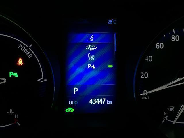 G モデリスタフルエアロ 純正9型ナビ バックカメラ セーフティセンス ハーフレザーシート シートヒーター 衝突軽減ブレーキ ブラインドスポットモニター シーケンシャルウィンカー ビルトインETC(5枚目)