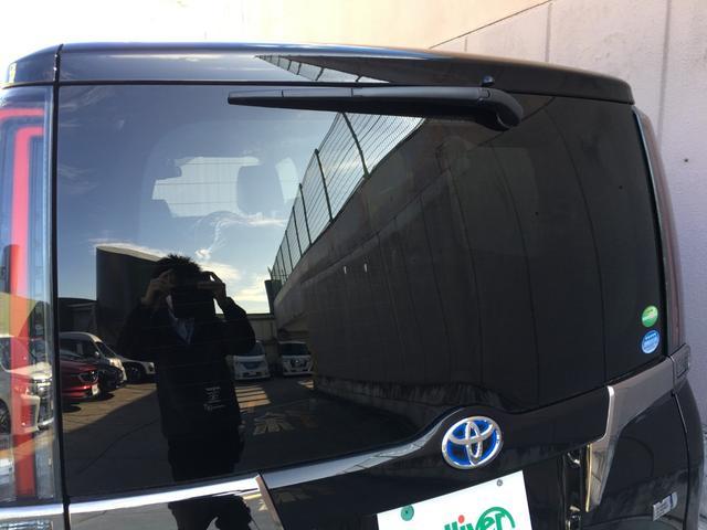 ハイブリッドGiプレミアムパッケジブラックテーラード 登録済み未使用車 トヨタセーフティセンス 衝突軽減ブレーキ レーンキープ ハーフレザーシート シートヒーター ステアリングヒーター コーナーセンサー 両側電動スライドドア LEDヘッドライト(35枚目)
