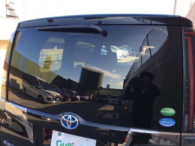 ハイブリッドGiプレミアムパッケジブラックテーラード 登録済み未使用車 トヨタセーフティセンス 衝突軽減ブレーキ レーンキープ ハーフレザーシート シートヒーター ステアリングヒーター コーナーセンサー 両側電動スライドドア LEDヘッドライト(36枚目)